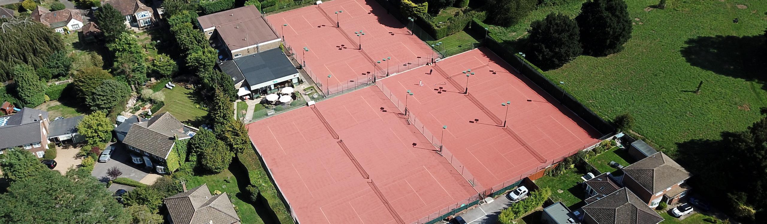 Dorking Lawn Tennis and Squash Club